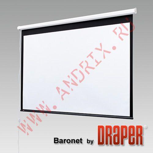 Экран Cactus Wallscreen CS-PSW-152x203 4:3 настенно-потолочный 152x203 рулонный белый